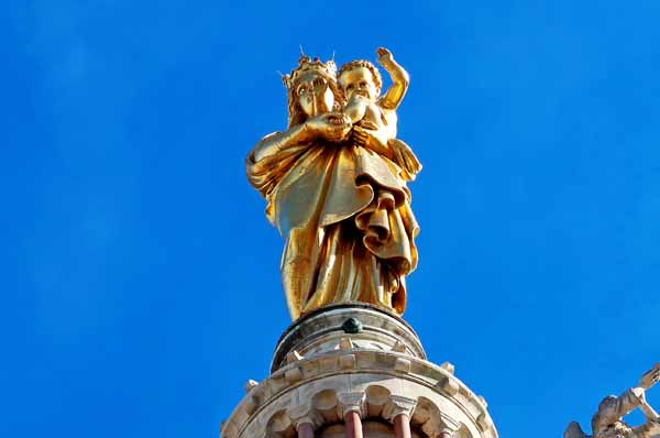 Notre-Dame de la Garde in Marseilles
